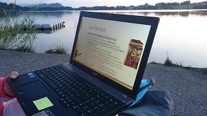 Hieronymus-Vortrag am See