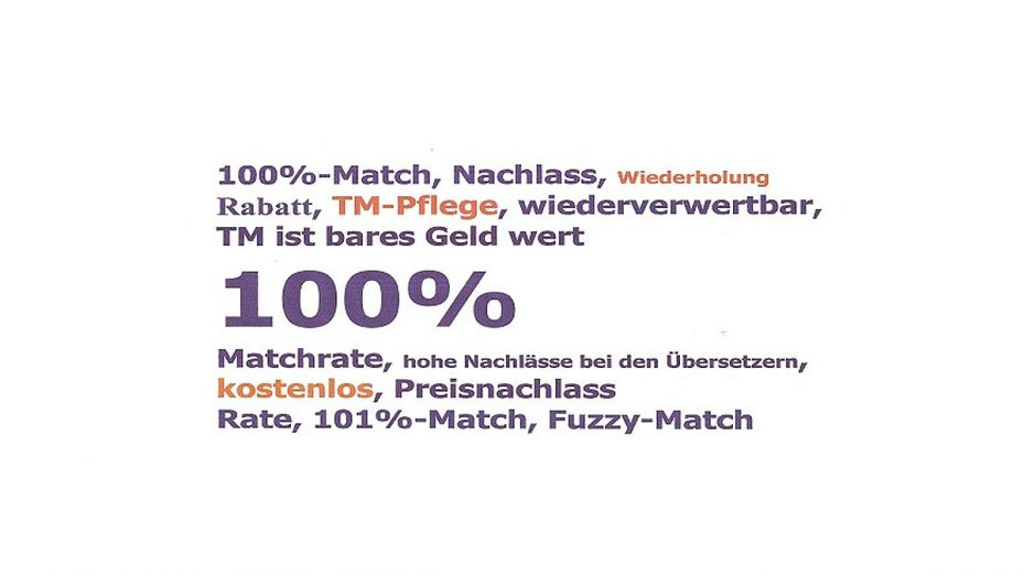 100% matches