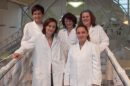 Das Beomed-Team und einige weitere Kolleginnen der BDÜ-Fachgruppe Medizin