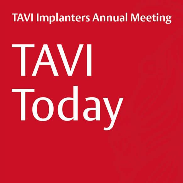 TAVI Today Anwendertreffen für Implantationsspezialisten