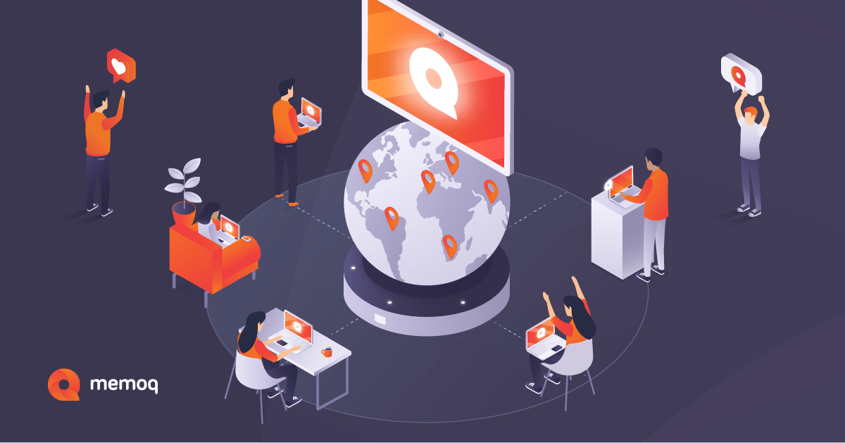 memoQ Virtual Summit - Beomed war dabei